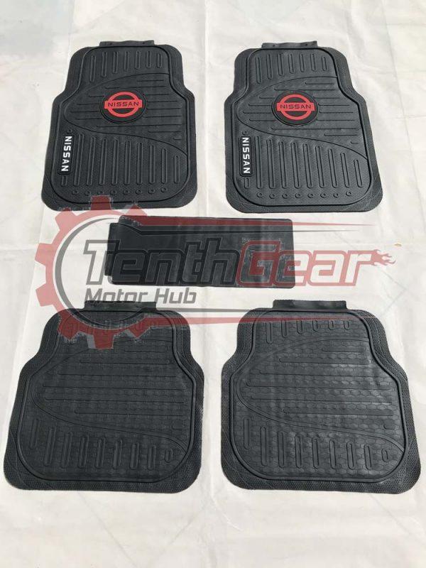 Nissan Black Floor Mats CR4