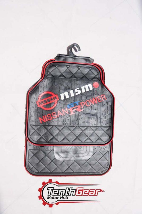 Nissan GTR Nismo Floor Mats 5pcs