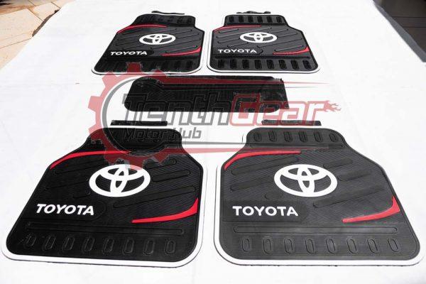 Toyota 308 Floor Mats 5pcs