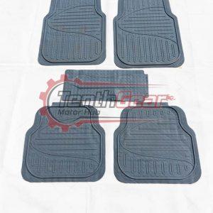 Universal Floor Mats Grey CR-6 5pcs