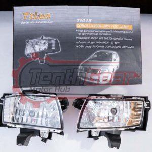 Fog Lamp Toyota Fielder 2005