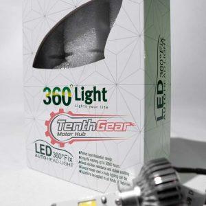 LED 360 H7