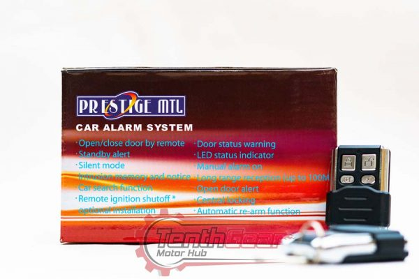 Prestige Ordinary Alarm M69